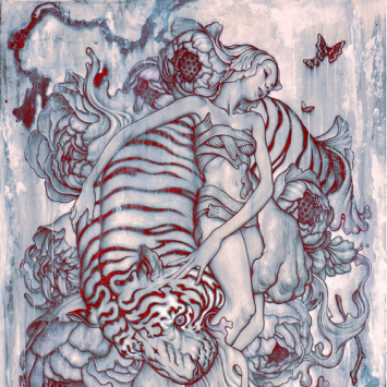 Brand new James Jean prints available at Atomica!