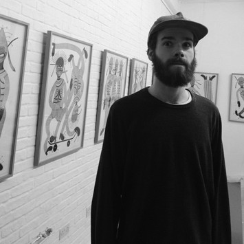 Interview – London artist Jack Pearce on his latest exhibition 'Fauxmance', painting murals and the connection between art and skateboarding